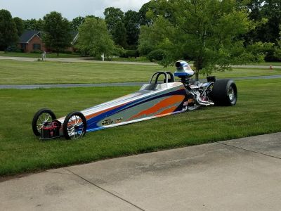 2017 American Dragster