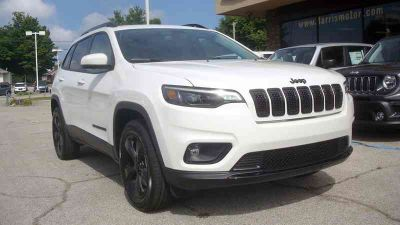 New 2019 Jeep Cherokee 4x4
