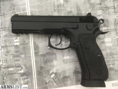 For Sale: CZ SP01 Tactical w/ Holster