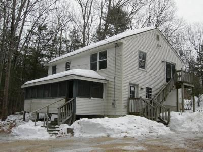 2 Bed 1 Bath Foreclosure Property in Naples, ME 04055 - Lambs Mill Rd