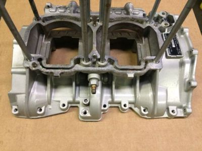 Sell Seadoo 290887754 Silver Crankcase Assm 947 951cc Free Shipping motorcycle in Medina, Ohio, United States, for US $220.00