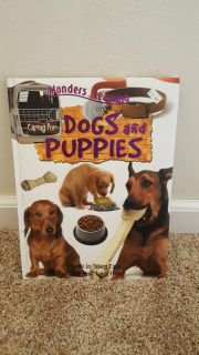 Dogs and Puppy Book care guide