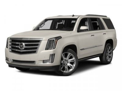2015 Cadillac Escalade Luxury (Radiant Silver Metallic)