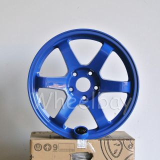 Purchase ROTA WHEEL GRID IKR 17X9 +42 5X100 HYPERBLUE SCION TC SUBARU WRX STI NEON motorcycle in Hayward, California, US, for US $802.75