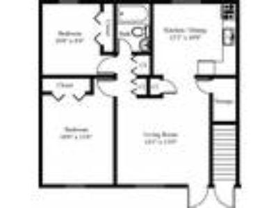 Hamilton Park Apartments III - Two BR