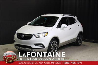 2018 Buick Encore Convenience (White Frost)