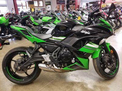 2017 Kawasaki Ninja 650 ABS KRT Edition Sport Canton, OH
