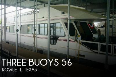 1988 Three Buoys Sunseeker 56