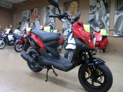 2019 Genuine Scooters Rattler 50 250 - 500cc Scooters Downers Grove, IL