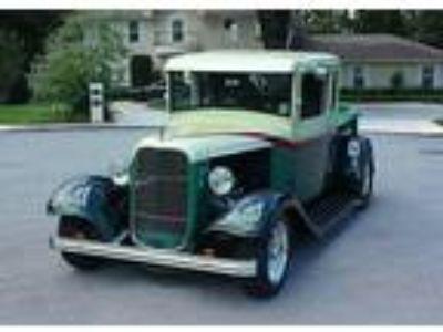 1933 Ford Model B 5 Window Pickup 383-450HP