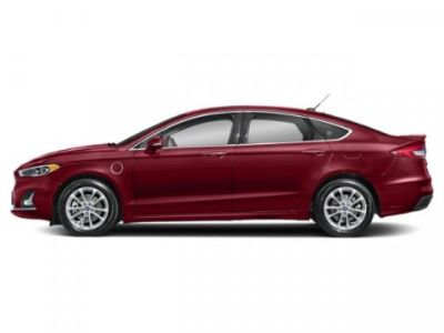2019 Ford Fusion Energi Titanium (Ruby Red Metallic Tinted Clearcoat)