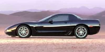 2003 Chevrolet Corvette Z06 (Black)