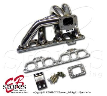 Buy Performance Manifold Header For 240SX S14 1995-1998 SR20DET motorcycle in La Puente, California, United States