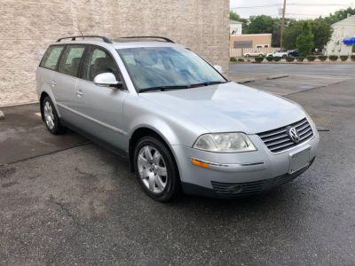 2005 Volkswagen Passat GLS 1.8T (Silver)
