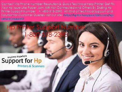Benefits Of contact HP printer support 1-800-518-2390