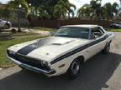 1971 Dodge Challenger RT Tribute Convertible