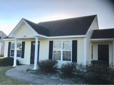 2 Bed 2 Bath Foreclosure Property in Rocky Mount, NC 27801 - Centipede Dr