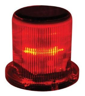 Purchase Marine Solar Warning Light - RED LED Marine Dock Barge Safety Beacon Light motorcycle in Long Beach, California, United States, for US $69.95