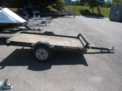 2011 Yacht Club UT112 Equipment Trailer Sport Utility Trailers Louisville, TN