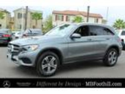 Used 2016 Mercedes-Benz GLC Selenite Grey Metallic, 48.2K miles