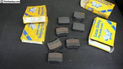 Rabbit Dasher disc brake pads