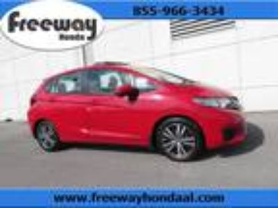 Used 2015 Honda Fit Milano Red, 70.1K miles