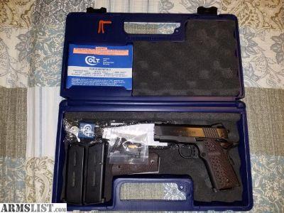 For Sale: Colt Lightweight Defender 45
