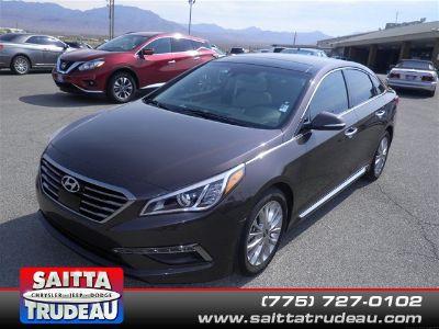 2015 Hyundai Sonata 2.4L LIMITED (Brown)