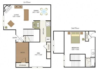 $908 1 apartment in Tarrant County