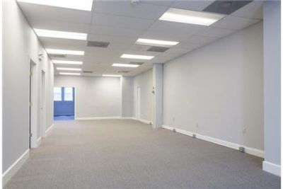 Flex space available for rent. Washer/Dryer Hookups!