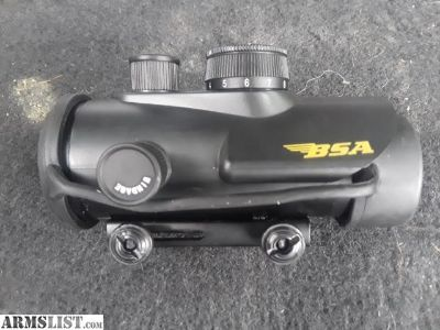 For Sale/Trade: BSA Red Dot