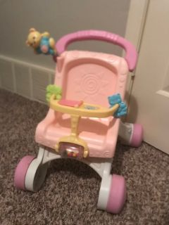 Fisher Price strolled