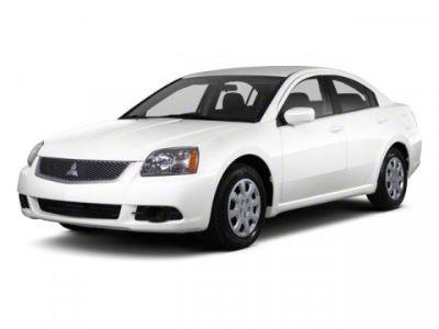 2012 Mitsubishi Galant SE (White)