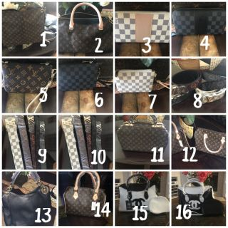 Purse and wallets