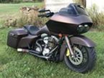 2012 Harley Davidson Custom Road Glide Fat Front Tire Bike