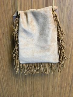 NEW Handcrafted BuckSkin Purse