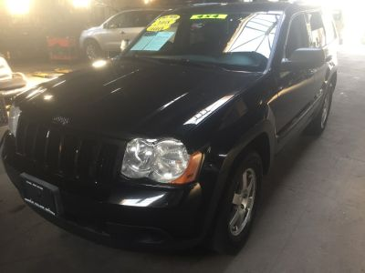 2008 Jeep Grand Cherokee Laredo (Black)