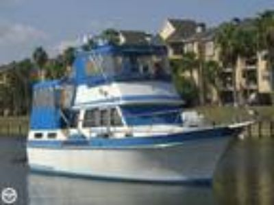 1985 Californian 38 Trawler