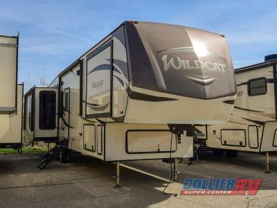 2018 Forest River Rv Wildcat 37WB