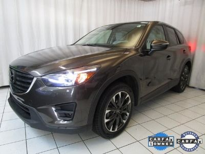 2016 Mazda CX-5 Grand Touring (TITANIUM FLASH MICA)