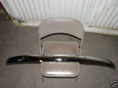 Buy VW VOLKSWAGEN BUG BEETLE CHROME BUMPER NICE EXCELLENT CONDITION motorcycle in Sun Valley, California, US, for US $79.00