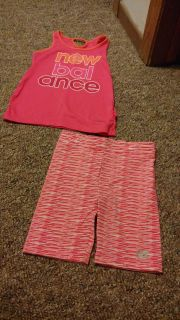New balance outfit size 5