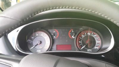 Sell 2013 13 Dodge Dart Speedometer around 1500 miles OEM motorcycle in Oviedo, Florida, US, for US $200.00