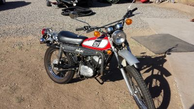 1976 Yamaha 125