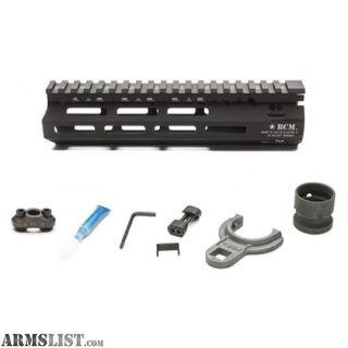 """For Sale: BCM mcmr 8"""" handguard"""