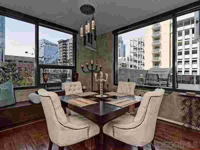 350 11th #430 San Diego One BR, Designer's Touch to this