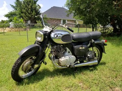 1967 Honda DREAM 305 CA77