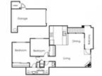 Copper Point - Two BR 1.5 BA Upstairs