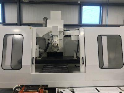 BOSTOMATIC BD-605 CNC Head Porting Machine 5-Axis