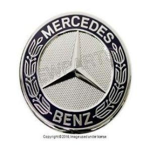 Purchase Mercedes AMG GT S CLA 250 CLS 550 Bumper Cover Emblem Front Genuine 2188170116 motorcycle in Nashville, Tennessee, United States, for US $41.95